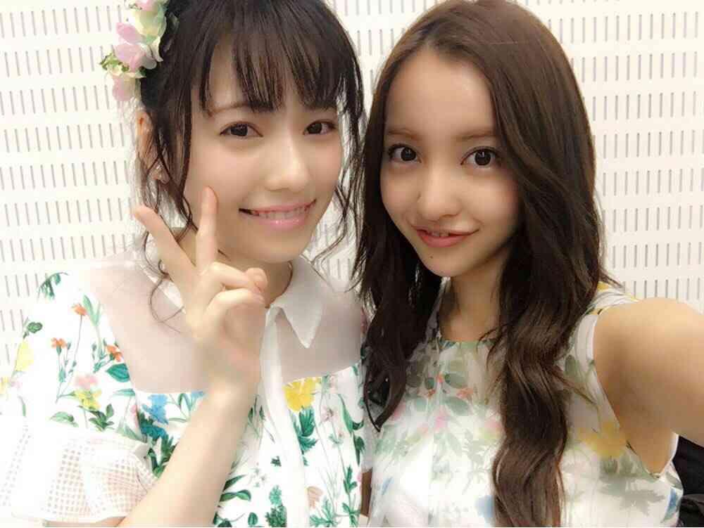 板野友美&成美、姉妹初共演「不思議な感じ」