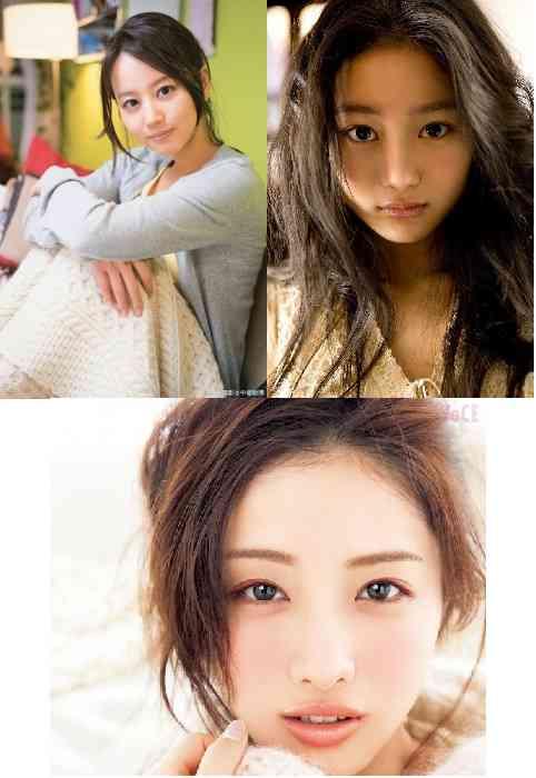 あなたが思う日本三大美女は?