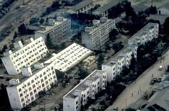 過去に日本で発生した地震の最大震度をまとめたマップが話題