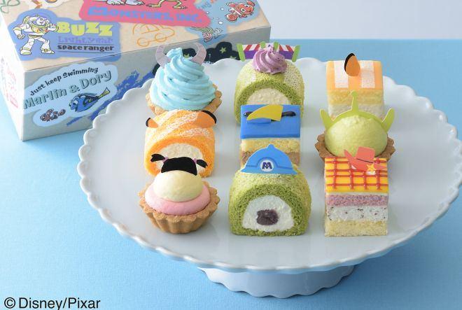 好きなケーキの写真を貼っていこう