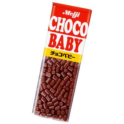 小さい頃、よく食べてたお菓子は?