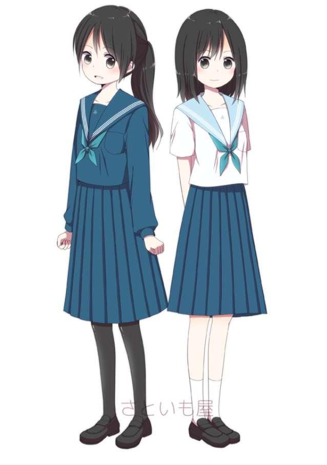 中学生の時どんな制服でしたか?
