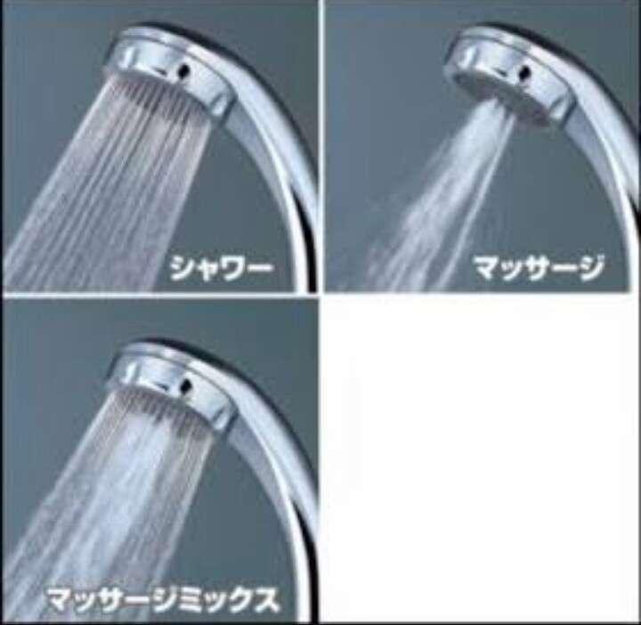 おすすめのシャワーヘッド