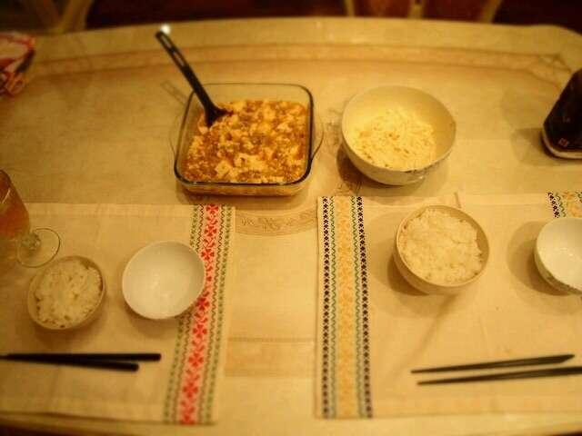 芸能人の料理画像をのせるトピ