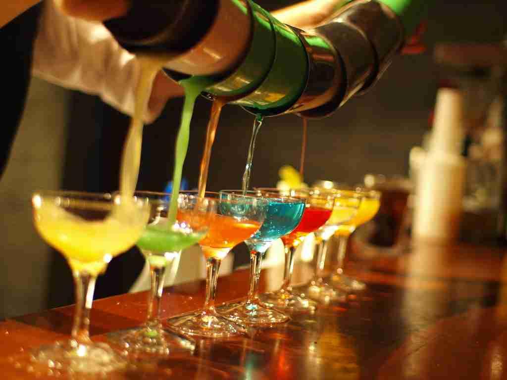 次の日が仕事でも飲みに行きますか?
