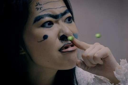 謎の「にゃんにゃん仮面」立候補受理 『第8回AKB総選挙』台風の目? 小嶋陽菜では?の声