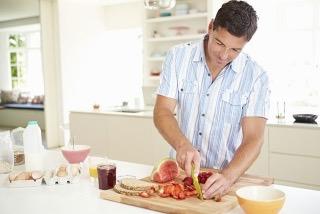 彼氏、旦那さんが料理上手な人〜