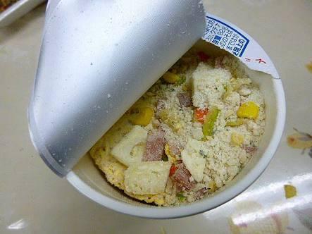 カップ麺あるある
