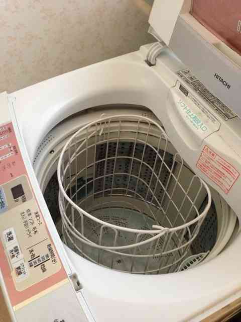 洗濯機まわりの収納