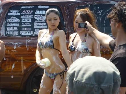 洗車どうしてますか?