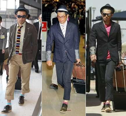 この男、ナルシストだな、勘違いしてるなと思う言動やファッション