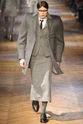 彼氏や旦那が変なファッションをしてたら指摘しますか?
