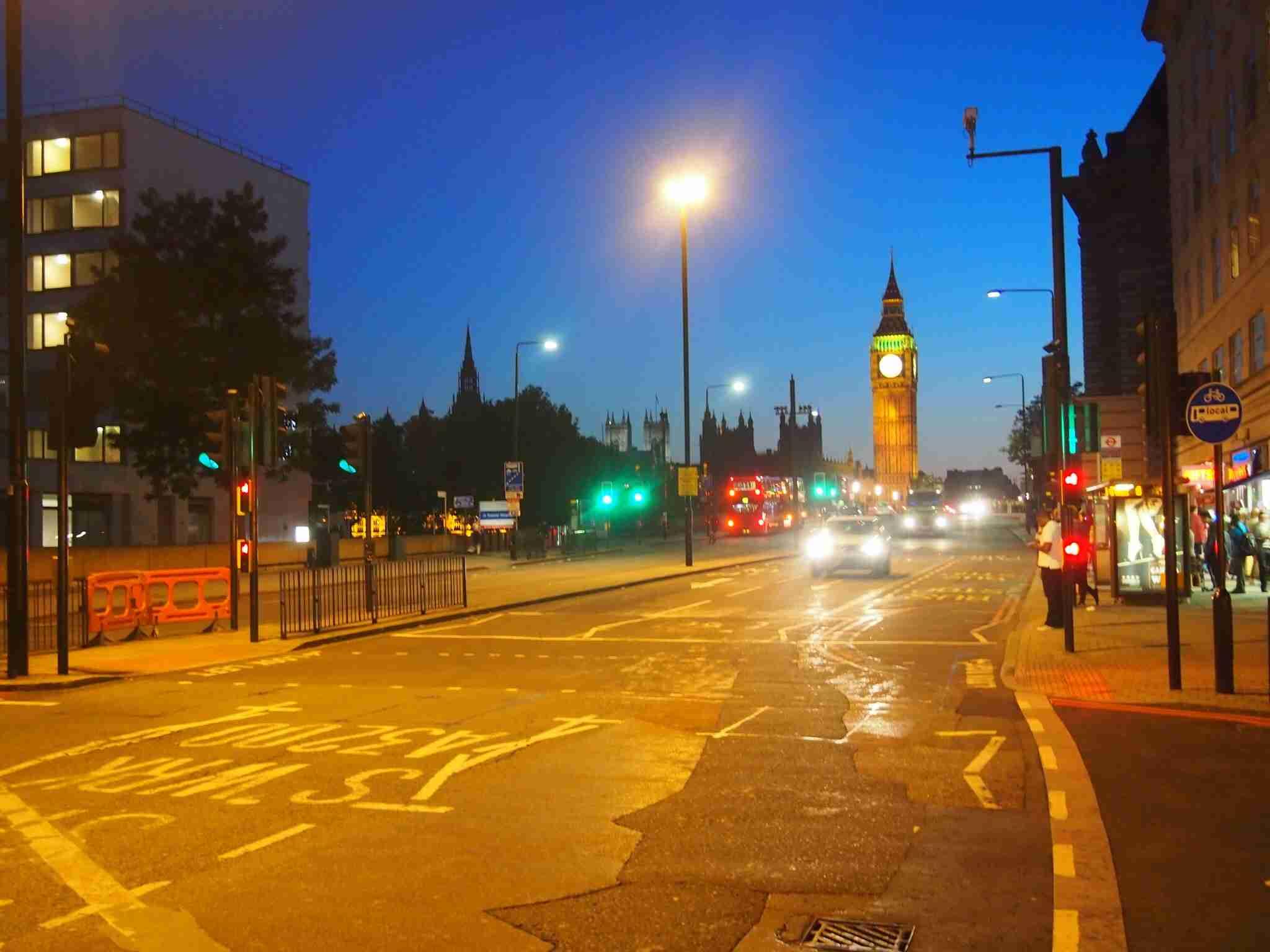 ロンドン旅、教えてください