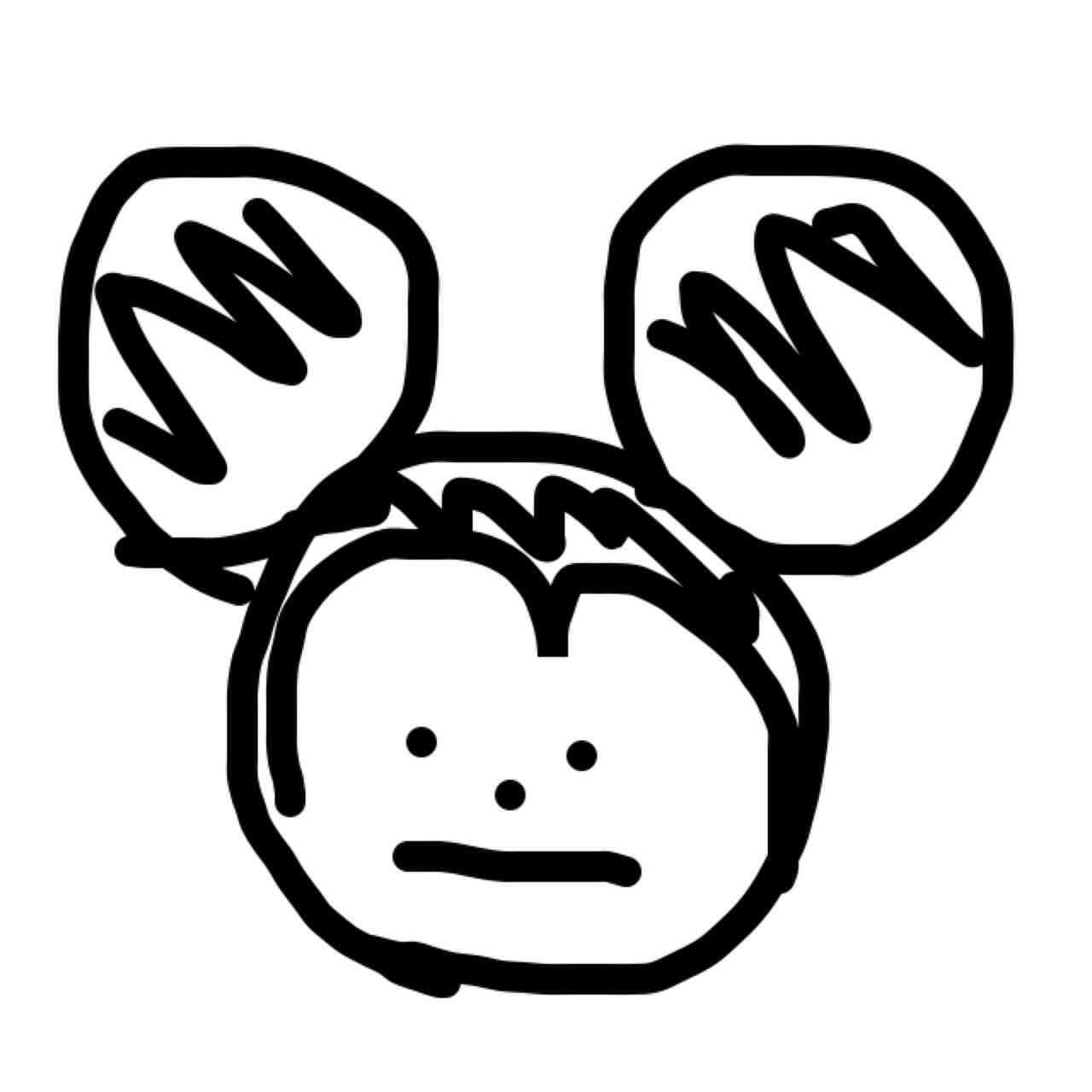ディズニーキャラを描いてみよう!part2