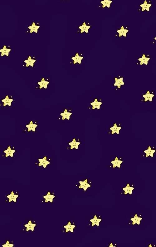 星モチーフが好きな人☆