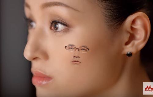 栗山千明の新CMでエラの違いが歴然に ネットでは「また顎削った?」と指摘