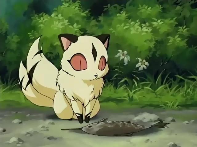 『犬夜叉』好きな人ー!!!
