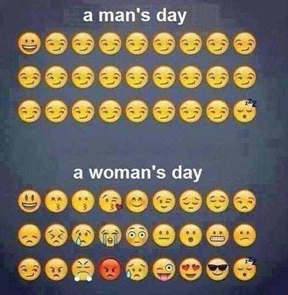 男脳と女脳の違い。
