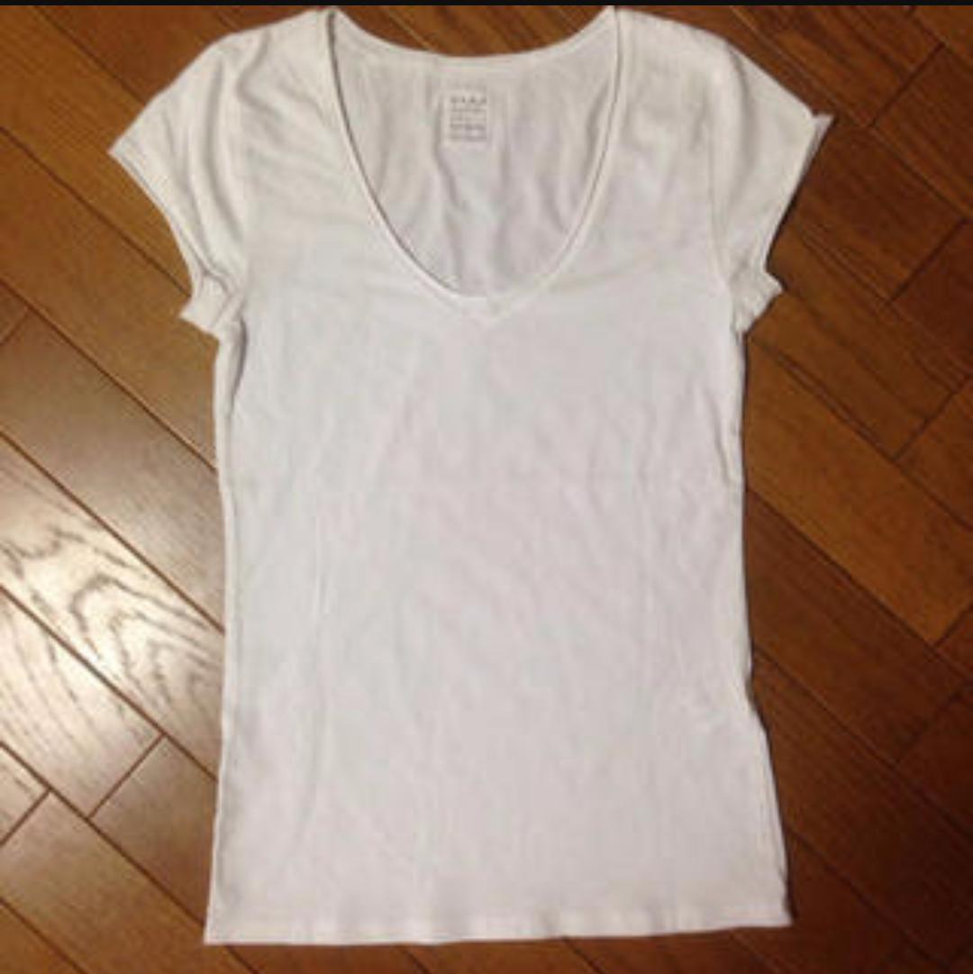 白トップス着用時のインナー