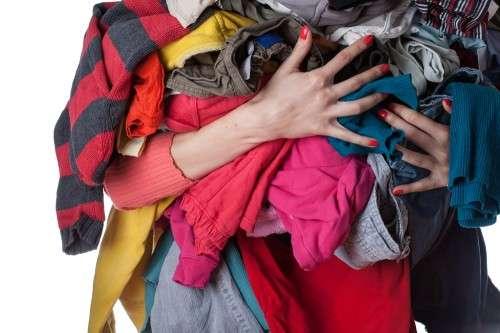 衣替え 服を捨てる目安
