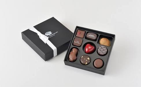 もらって嬉しいチョコレート(^。^)
