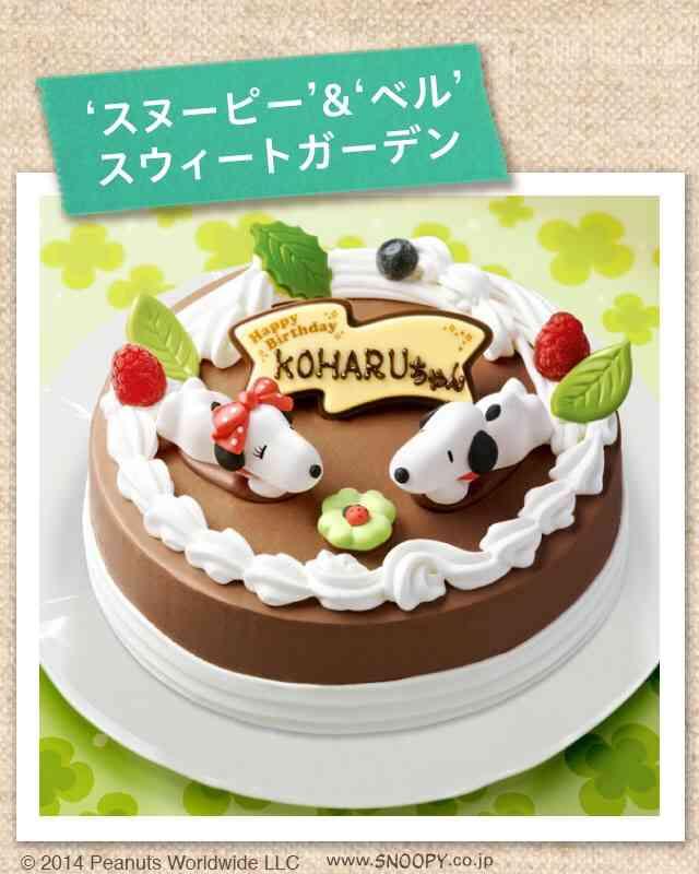 お子さんのお誕生日のケーキは?