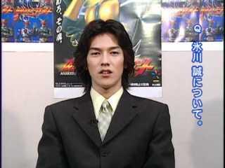 歴代「仮面ライダー」俳優集結 「新選組」で肉体美も披露