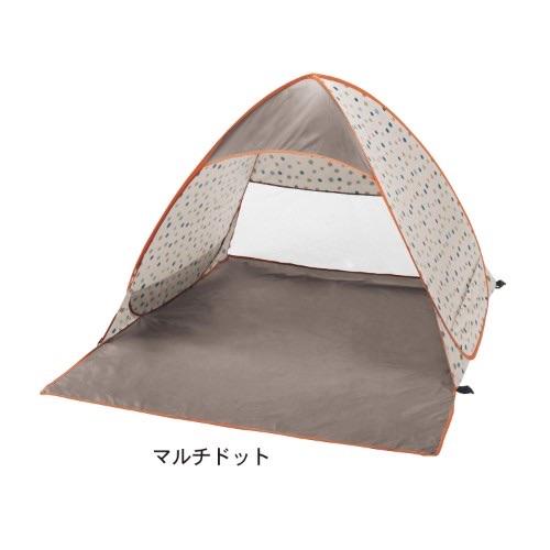 ワンタッチのテント使ってる人に聞きたい!!