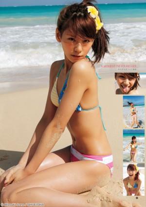 芸能人の水着画像を貼るトピpart2
