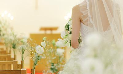 びっくりした結婚式