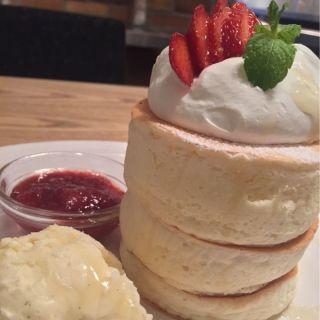 美味しいパンケーキ屋さん