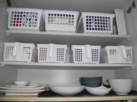 一人暮らしの方、食器の収納どうしてますか?
