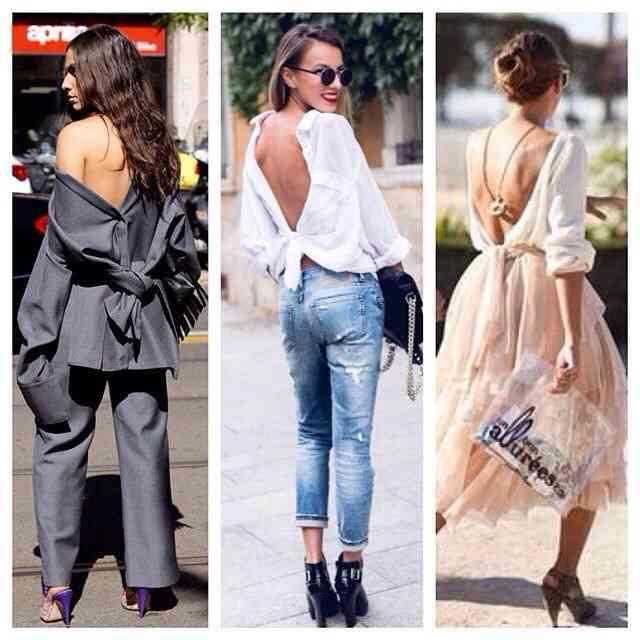 「服の上にブラ着用」最新のファッションが新しすぎる