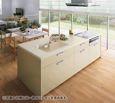 キッチンどの形ですか?