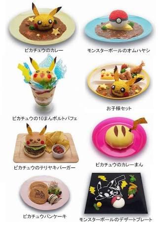動物モチーフの食べ物♪