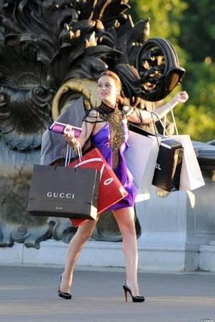 買い物依存症です