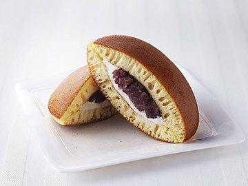 洋菓子vs和菓子