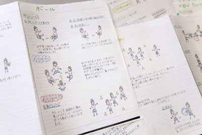 非学生の方、ノート使ってますか?