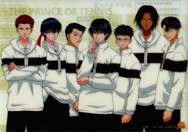 テニスの王子様あるある