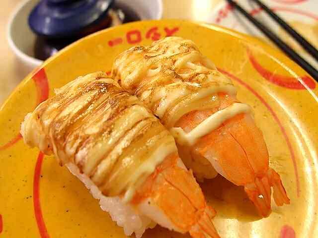 回転寿司について語りましょう