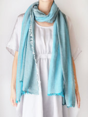 夏のストール/スカーフ