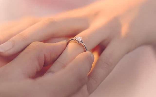 指輪のサイズについて