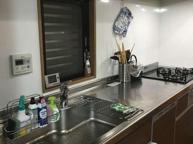 キッチンをきれいに維持する工夫!