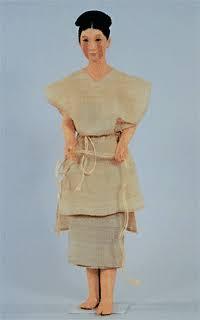 シンプルな服を着ると部屋着に見えてしまう方