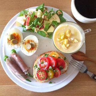 カフェ風ごはんの画像を貼るトピ