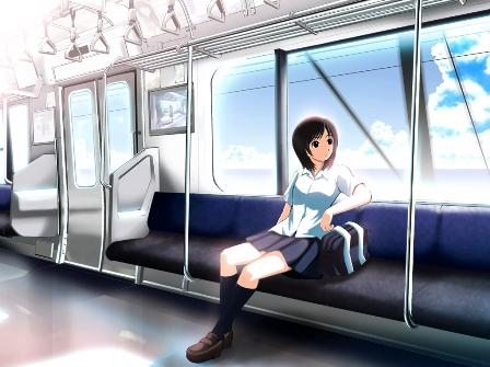 電車で子供に席譲りますか?