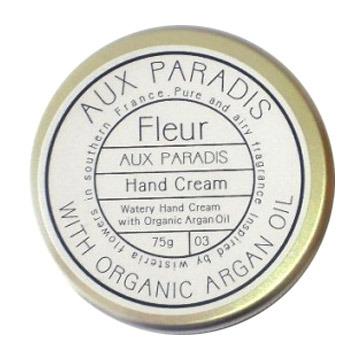 いい香りのハンドクリーム