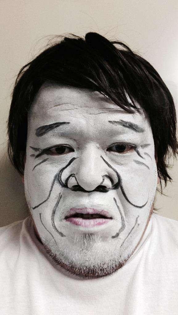【閲覧注意】野生爆弾くっきーの柴田理恵の顔まねが怖すぎると評判