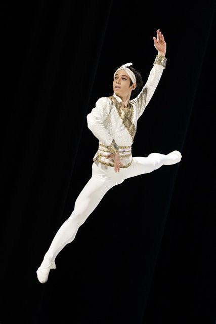 バレエを習っていた人!