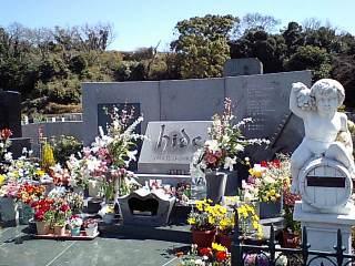 有名人のお墓参りしたことありますか?